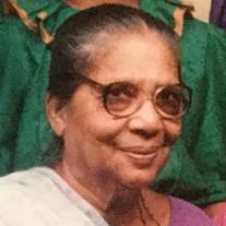 Kusumben O. Desai