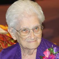 Marjorie M. Sneller