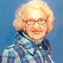 Clara Jean Gasparek Thompson