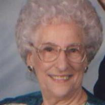 Doris Cambre McMahon