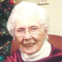 Mrs. Hazel Skeen Ennis