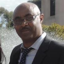 Mr. Tewolde  Gebrehiwot Amde
