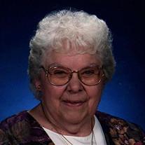 Bertha D. Henderson