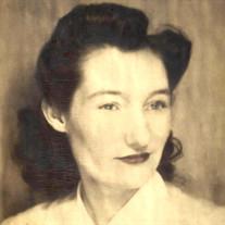 Agnes Cothran Paschall