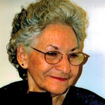 Mrs. Martina Seferina Cordova