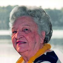 Mrs. Mae Lovelace Hilderbrand