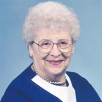 Arlene E Rudolph
