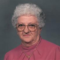 Peggy E. Baxter