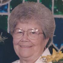 Mrs. Betty Jane Parrish Dyer Thrower