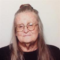 Geraldine Joan Lowery