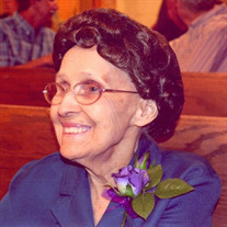Mrs.  Bonnie Jean Jordan