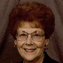 Mrs. Norma Elaine Lanham