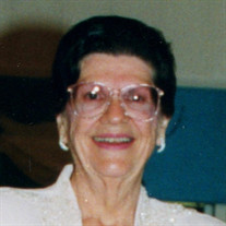 Mrs Patricia A. May