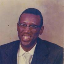 Pastor Othello Jackson Ellis