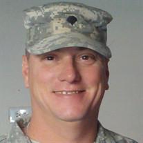 Spc. Kevin P. Allen U.S. Army