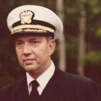 Commander Gilbert Pease Schneidewind USN Ret.
