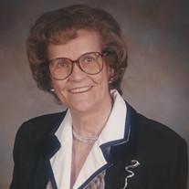"""Ms. Rhoda """"Montyne"""" Wallace"""