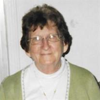 "Patricia  June ""Pat"" Cooke  Bowman"