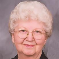 Mrs. Marcella Jane Weiske