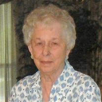 Geneva Mae Kueffer