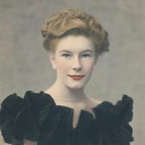 June Rose (Bangerter) White