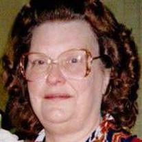Mrs.  Betty  Jean  McElroy