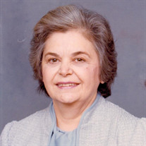 Mrs. Ruth June LeFevers Cook