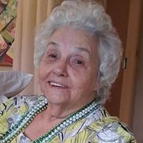 Ethel Freeda Keener