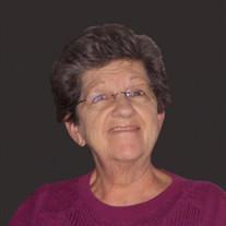 Frances JoAnn  Tidwell