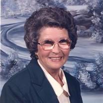 Ethel Delores  Allen