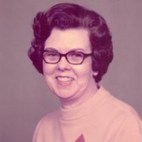 Frances Bell Dennis