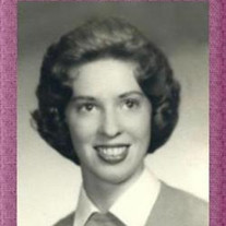 Nancy Irene  McCarty