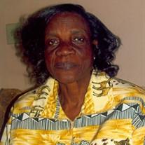 Agnes Masbay Otieno