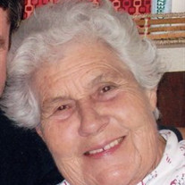 Constance Joan Woodcock