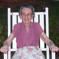 Elsie Alma Dahlberg