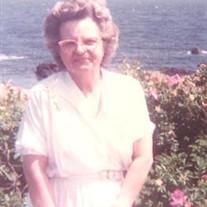 Sarah Frances Orton