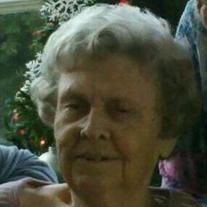 Mrs. Jane E. Woolford
