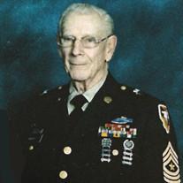 Master  Sergent Vernon Ellsworth Brakke