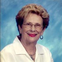 Margaret  Louise Thompson Robertson