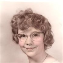 Cheryl  Irene Bond