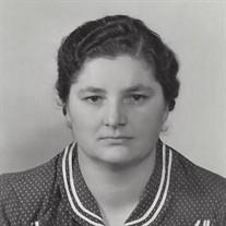 Mrs. Maria Bachert