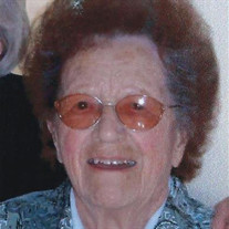 Bertha Marie Melbostad