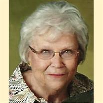 Patsy Joann (Martin) Davis