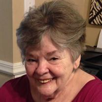 Frances Jane Cashon Hutchinson