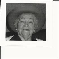 Martha M. Downs