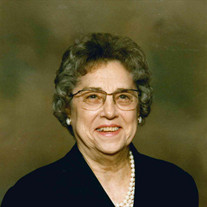 Billie Mary Wilda  Benson