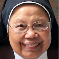 Sister Mercedes (Mercy) Laporno, OCD