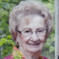 Mrs. Albina Valusek Peschke