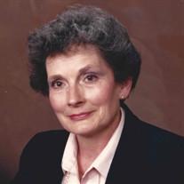 Elizabeth Valine Tobler