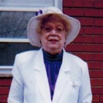 Gloria Joyce Rugg